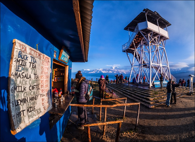 poon hill view tower
