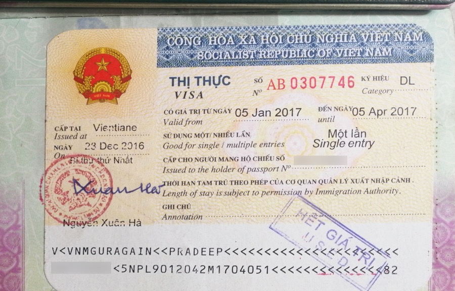 vietnam tourist visa for nepali